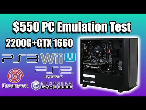 How Important is Your GPU for Emulation? Cemu, Citra and