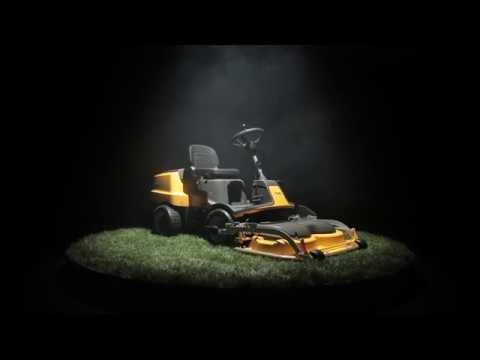Traktor ogrodowy STIGA Park 220