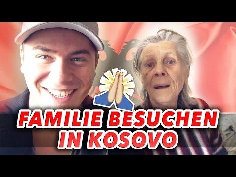 MEINE ELTERN IN KOSOVO BESUCHEN | Leon Machère