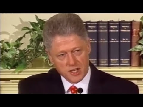 Bill Clinton's past is becoming part of the sexual harassment discussion