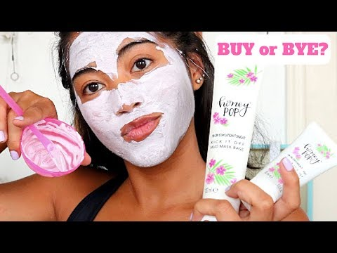 HONEYPOP DIY FACE MASK REVIEW | IS IT WORTH IT?