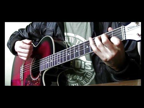 Жуки - Батарейка. На гитаре│Fingerstyle guitar solo cover