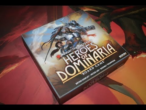 The Discriminating Gamer: Magic The Gathering: Heroes of Dominaria