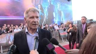 Cowboys & Aliens - UK Premiere Interviews