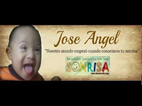 Watch videoSíndrome de Down: Sonrisas de Octubre 2012