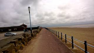 preview picture of video 'St. Annes Beach Walk'