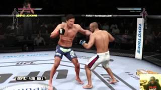 UFC - Lyoto Machida vs Phil Davis - UFC Rivalry Fights | UFC Fights 2014
