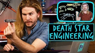 Death Star Engineering Was Right | Because Science Footnotes