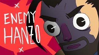 ENEMY HANZO (OVERWATCH ANIMATION)