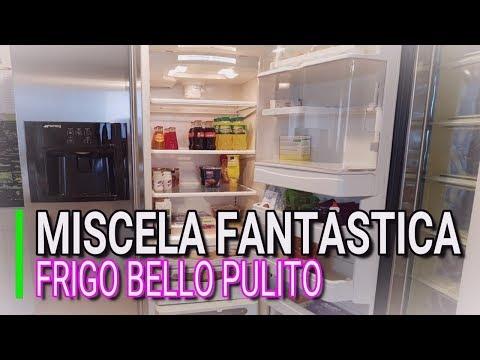 MISCELA PER PULIRE IL FRIGORIFERO, MARLINDA CANONICO