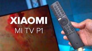 Xiaomi Mi TV P1 2021: Günstiger Android-Fernseher jetzt noch besser