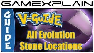 Pokémon X & Y   All Evolution Stone Locations (Guide & Walkthrough)