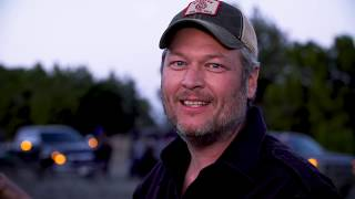 "Blake Shelton   ""God's Country"" (Behind The Scenes)"