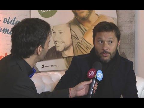 Diego Torres video Entrevista CM Presentación de Buena vida - 9 Octubre 2015