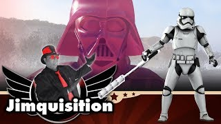 EA Should Lose The Star Wars License (The Jimquisition)
