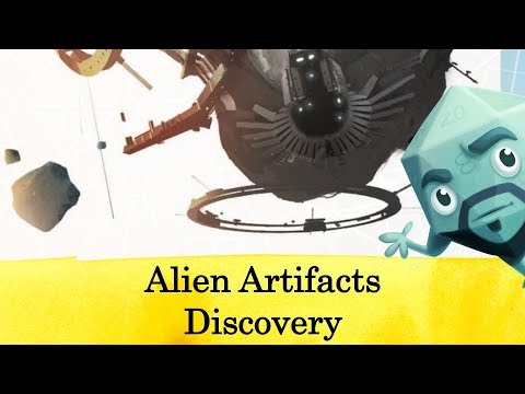 Alien Artifacts: Discovery Review - with Zee Garcia