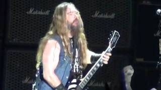 Black Label Society - Damn The Flood video