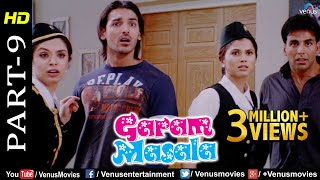 Garam Masala - Part 9 | Akshay Kumar & John Abraham | Climax Scene | Best Comedy Movie Scenes