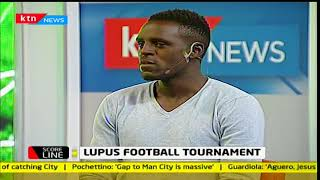 Football tournament organised to create awareness of the Lupus condition