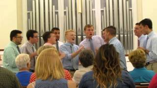 Hyannis Sound 2015- Shut Up And Dance With Me