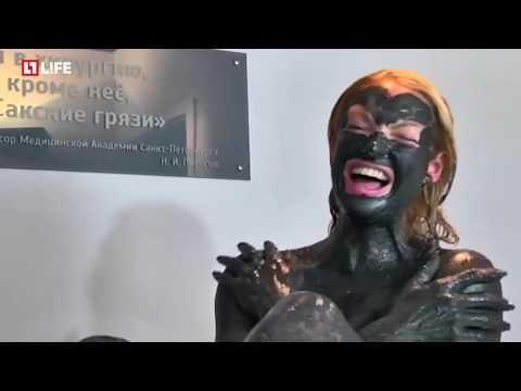 Обнаженная Волочкова снялась для рекламы спа-салона