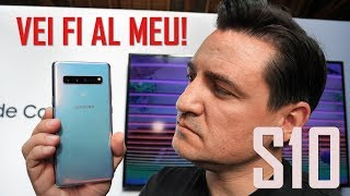 SAMSUNG GALAXY S10, S10+, S10e, S10 5G - PREVIEW