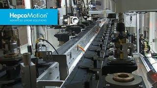 Application GFX de Contrôle pour l'Industrie Automobile