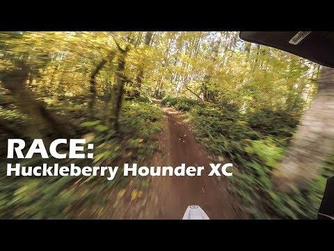 RACE//Huckleberry Hounder XC Highlights//Beginner Class