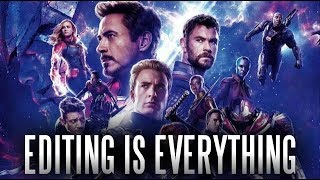 ENDGAME BUT IN 7 DIFFERENT GENRES