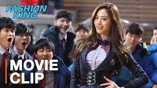 Crazy Fashion Battle At Korean High School! | Fashion King Starring Joo Won, Ahn Jae-hyun, Nana