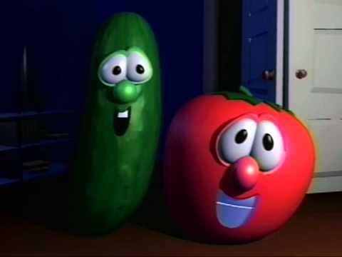 VeggieTales: Wheres God When Im Scared DVD movie- trailer