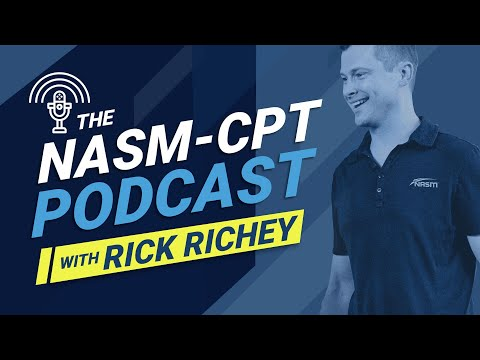 NASM-CPT Podcast - Introducing the New NASM-CPT 7th Edition ...
