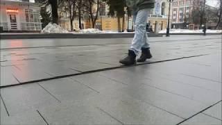 Новая плитка на Покровской в Нижнем Новгороде