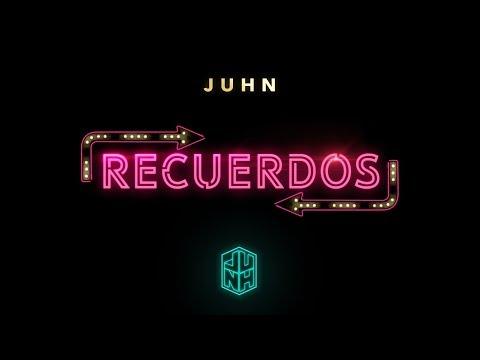 Juhn Recuerdos Audio Cover Con Letra 🛁💏🛌