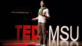 Creating new worlds: a journey through video game design | Peter Burroughs | TEDxMSU