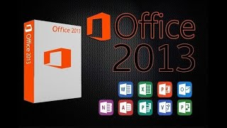 Instalar Office 2013 Full en español + activador Windows 7/8/10 Para Siempre