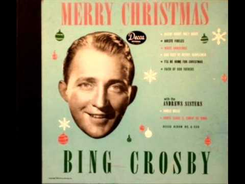 Bing Crosby - God Rest Ye Merry Gentlemen - Christmas Radio