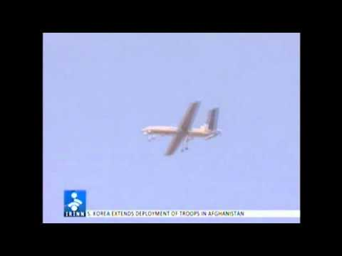 Iran's Homemade War Drone Is In The Air