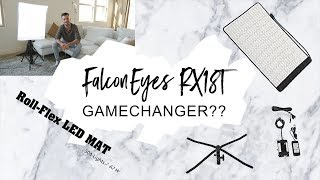 Unboxing of Falconeyes RX-18T - Free video search site