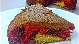 MARBLE CAKE - Todd's Kitchen