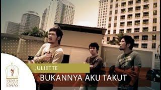 Chord Gitar Bukannya Aku Takut - Juliette, Lirik Lagu dan Kunci Dasar Mudah Dimainkan