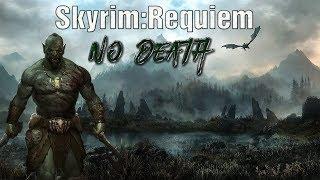 Skyrim Requiem (No Death): Орк-Берсерк #6 Первый дракон