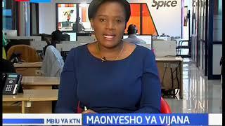 Awanu ya pili ya maonyesho ya uvumbuzi yaanza Mombasa | MBIU YA KTN