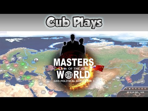Masters of the World : Geo Political Simulator 3 PC