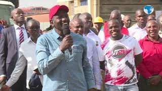 DP Ruto joins the Wamlambez generation
