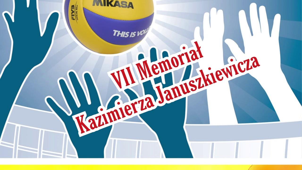 VII Memoriał Kazimierza Januszkiewicza – ogłoszenie