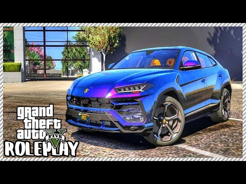 GTA 5 ROLEPLAY - Beautiful Lamborghini Urus | Ep. 439 Civ