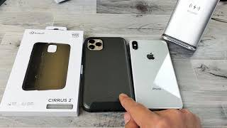 iPhone 11 Pro Max/XS Max: Cirrus 2 Case w/ Magnet Car Mount Ready