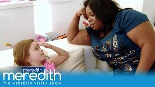 Yamaneika Babysits Megan's Kids! | The Meredith Vieira Show
