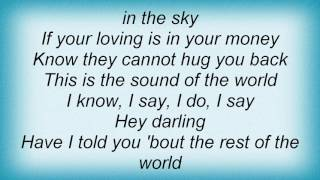 Ace Of Base - Hey Darling Lyrics